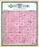 Savo Township, Brown County 1911